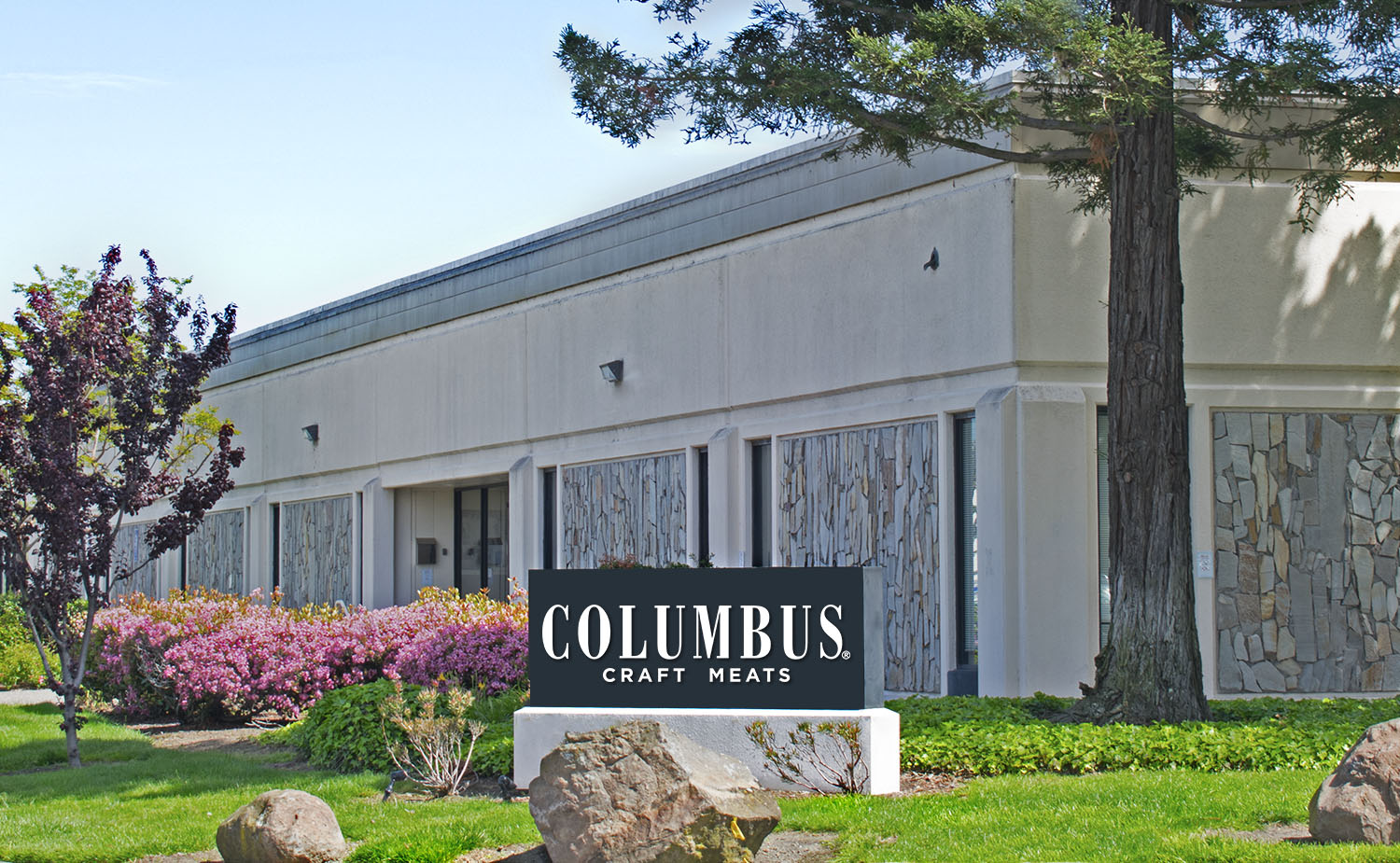 Columbus Craft Meats headquarters building